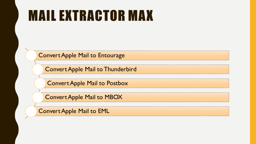 How to Import Mails from Mac Mail to Thunderbird