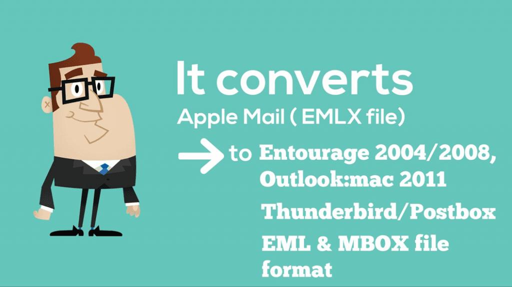 Import Apple Mail to Entourage 2008