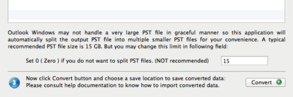 how to convert mbox to pst