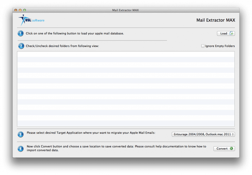 Mac Mail to Thunderbird