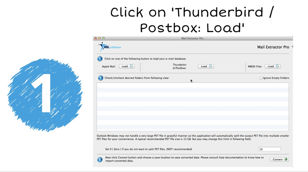 how to import thunderbird to outlook